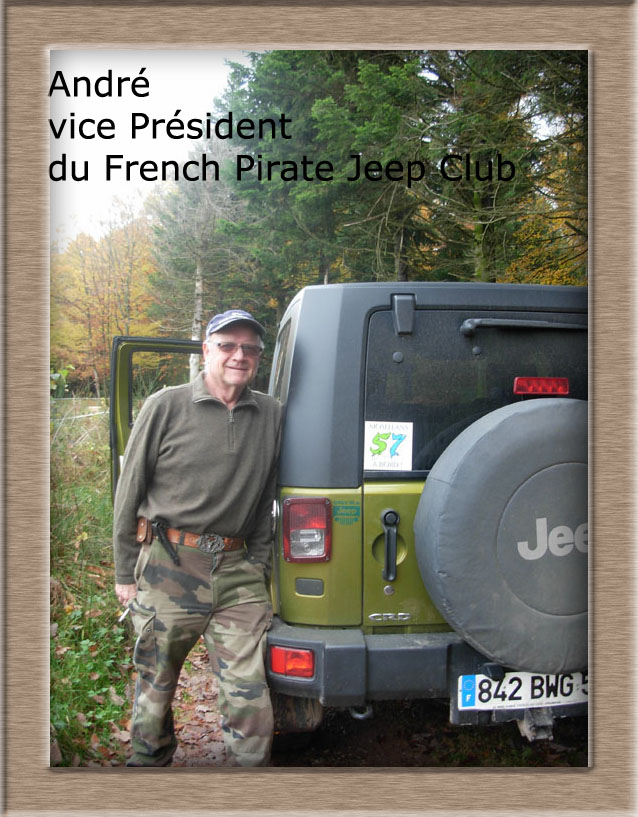 Andre vice president