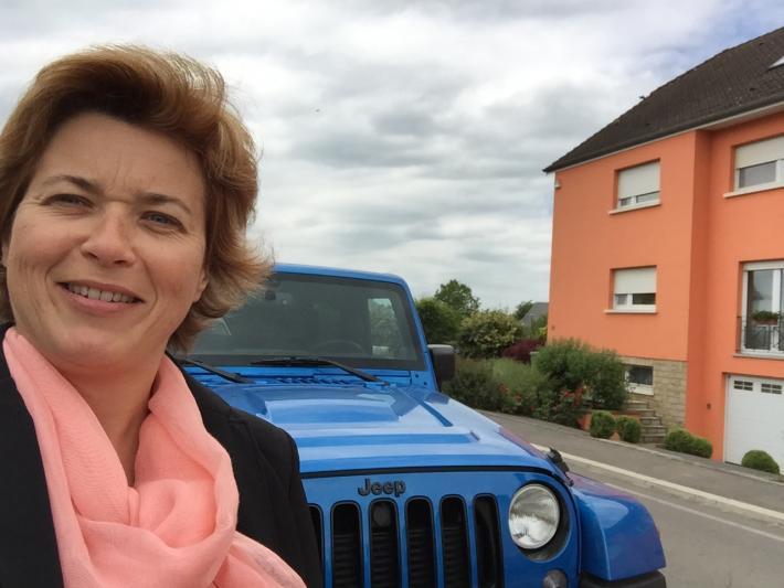 Sylvie correspondant fpjc au luxembourg